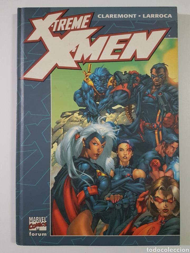 X-TREME X-MEN - EDICIÓN LIMITADA NUMERADA - FIRMADO POR SALVADOR LARROCA - TOMO MARVEL FORUM (Tebeos y Comics - Forum - X-Men)