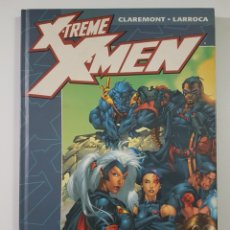 Cómics: X-TREME X-MEN - EDICIÓN LIMITADA NUMERADA - FIRMADO POR SALVADOR LARROCA - TOMO MARVEL FORUM. Lote 194742607