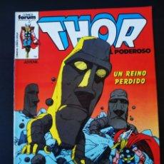 Comics: DE KIOSCO THOR EL PODEROSO 10 FORUM. Lote 194751070