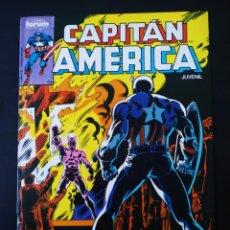 Cómics: EXCELENTE ESTADO CAPITAN AMERICA 3 FORUM. Lote 194751350