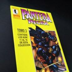 Cómics: MUY BUEN ESTADO PANTERA NEGRA MARVEL KNIGHTS TOMO 3 COTIENE 11 AL 16 FORUM RETAPADO. Lote 194754366