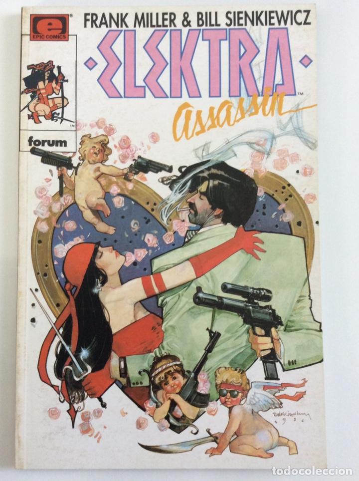 N º 14 - EDICIÓN PRESTIGIO CÓMICS FORUM - ELEKTRA ASSASSIN 2 (Tebeos y Comics - Forum - Prestiges y Tomos)