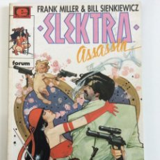 Cómics: N º 14 - EDICIÓN PRESTIGIO CÓMICS FORUM - ELEKTRA ASSASSIN 2. Lote 194764075