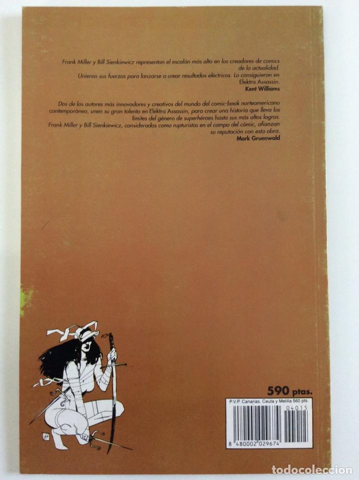 Cómics: N º 15 - EDICIÓN PRESTIGIO CÓMICS FORUM - ELEKTRA ASSASSIN 3 - Foto 2 - 194764251