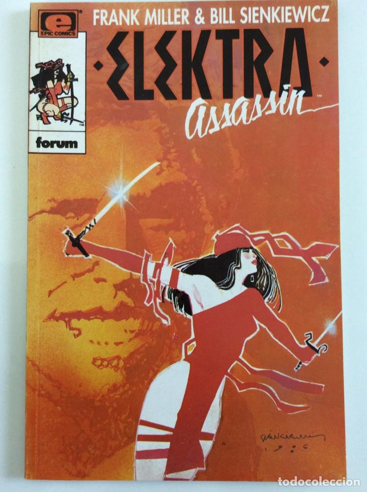 N º 15 - EDICIÓN PRESTIGIO CÓMICS FORUM - ELEKTRA ASSASSIN 3 (Tebeos y Comics - Forum - Prestiges y Tomos)
