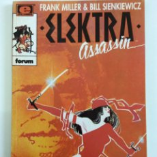 Cómics: N º 15 - EDICIÓN PRESTIGIO CÓMICS FORUM - ELEKTRA ASSASSIN 3. Lote 194764251