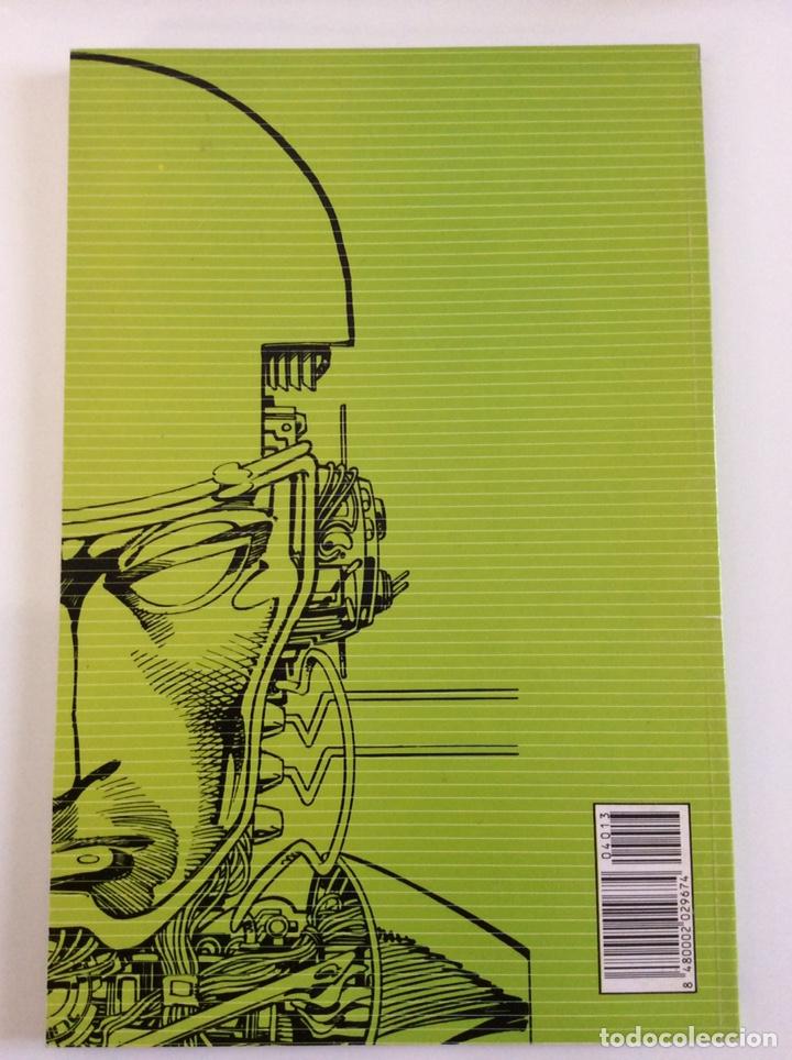 Cómics: N º 11 y N º 13 - EDICIÓN PRESTIGIO CÓMICS FORUM - EL HOMBRE MÁQUINA 1 y 2 - Foto 5 - 194764851