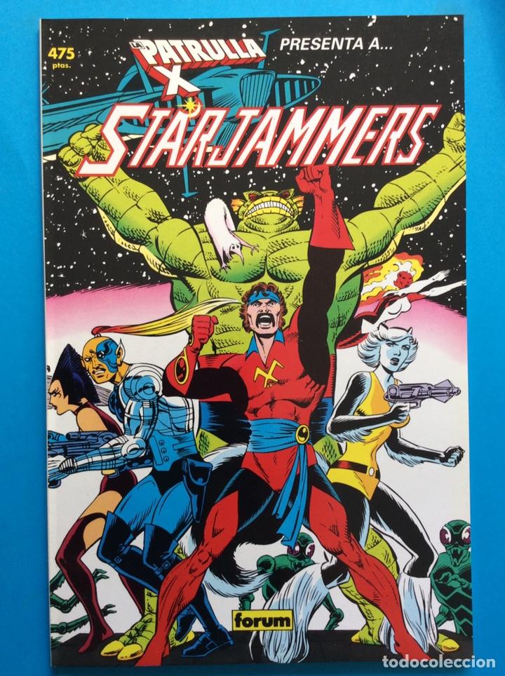 N º 17 - EDICIÓN PRESTIGIO CÓMICS FORUM - STARJAMMERS 1 (Tebeos y Comics - Forum - Prestiges y Tomos)