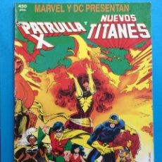Cómics: N º 2 - EDICIÓN PRESTIGIO CÓMICS FORUM - PATRULLA X Y NUEVOS TITANES. Lote 194765688