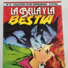 Cómics: LA BELLA Y LA BESTIA - COLECCION EXTRA SUPERHEROES Nº 12 / FORUM. Lote 194775055