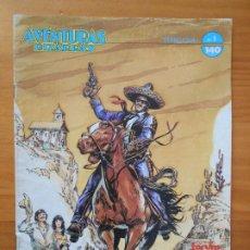 Cómics: EL COYOTE - AVENTURAS BIZARRAS - SERIE AZUL Nº 1 - FORUM (S). Lote 194777046