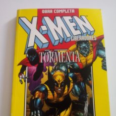 Cómics: X-MEN LIBERADOS . TORMENTA OBRA COMPLETA FORUM. Lote 194861816