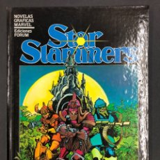 Cómics: STAR SLAMMERS 4 - WALTER SIMONSON - FORUM 1982. Lote 194872945