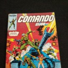 Cómics: COMANDO GI-JOE, TOMO CINCO NÚMEROS, DEL N° 1 AL 5. FORUM. Lote 194874728