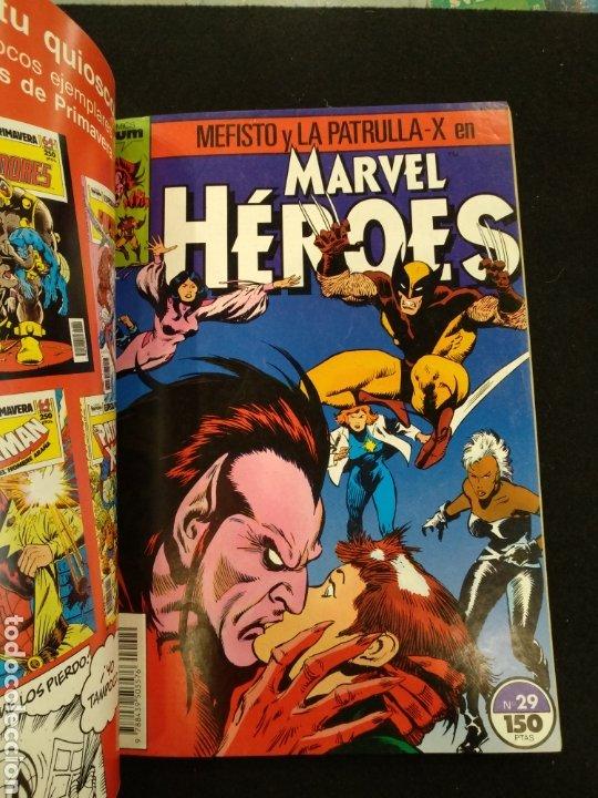 Cómics: Forum Marvel heroes, tomo cinco números del 26 al 30 - Foto 3 - 194878438
