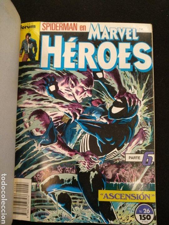 Cómics: Forum Marvel heroes, tomo cinco números del 26 al 30 - Foto 4 - 194878438
