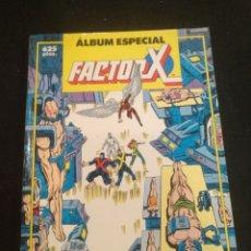 Cómics: ÁLBUM ESPECIAL FACTOR X, TRES NÚMEROS EXYRAS, FORUM.. Lote 194882036