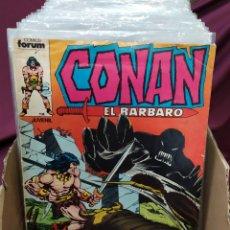 Cómics: LOTE, CONAN EL BARBARO. COMICS FORUM , 79 NUMEROS.. Lote 194883900