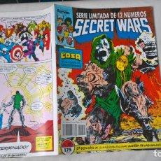 Cómics: COMIC: SECRET WARS Nº 10. Lote 194885977