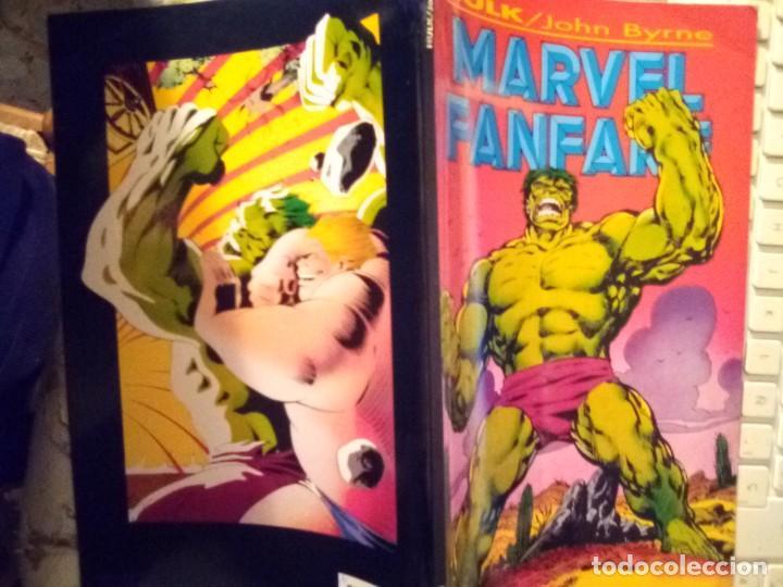 Cómics: MARVEL FANFARE- Nº 2 -HULK-JOHN BYRNE-1995-BUENO-ESCASO-MUY DIFÍCIL-LEAN-3129 - Foto 3 - 194886061