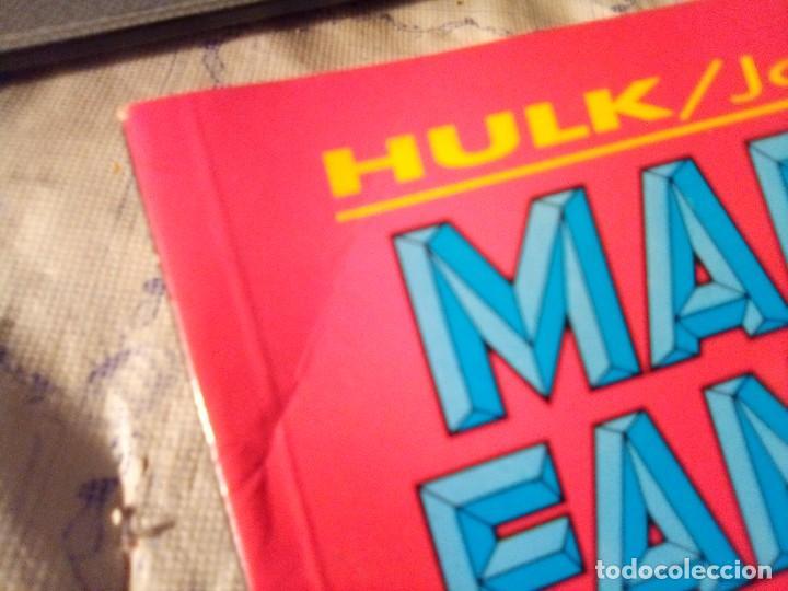 Cómics: MARVEL FANFARE- Nº 2 -HULK-JOHN BYRNE-1995-BUENO-ESCASO-MUY DIFÍCIL-LEAN-3129 - Foto 4 - 194886061