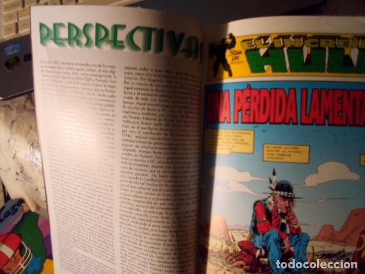 Cómics: MARVEL FANFARE- Nº 2 -HULK-JOHN BYRNE-1995-BUENO-ESCASO-MUY DIFÍCIL-LEAN-3129 - Foto 5 - 194886061