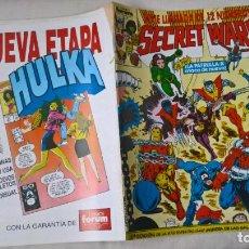 Cómics: COMIC: SECRET WARS Nº 5. Lote 194886908