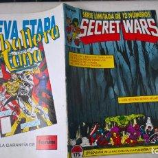 Cómics: COMIC: SECRET WARS Nº 4. Lote 194887937