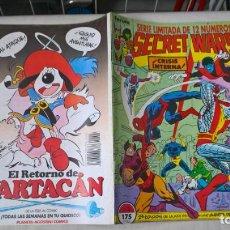 Cómics: COMIC: SECRET WARS Nº 3. Lote 194888136