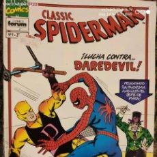 Cómics: SPIDERMAN CLASIC NUMERO 9. Lote 232725770