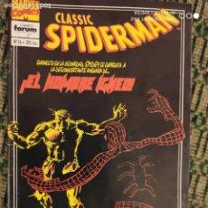 Cómics: SPIDERMAN CLASIC NUMERO 16. Lote 232730410
