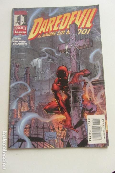 DAREDEVIL Nº 3 MARVEL KNIGHTS FORUM MUCHOS MAS ALA VENTA CX43 (Tebeos y Comics - Forum - Daredevil)