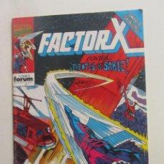 Cómics: X-FACTOR VOL I Nº 44 FORUM MUCHOS MAS ALA VENTA MIRA TUS FALTAS CX43. Lote 194912561