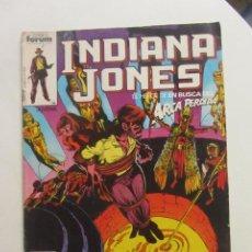 Cómics: INDIANA JONES Nº 2. FORUM 1983 BYRNE FORUM MUCHOS MAS ALA VENTA MIRA TUS FALTAS CX43. Lote 194912945