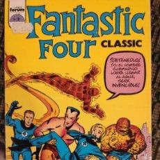 Cómics: LOS 4 FANTANTISCOS CLASIC NUMERO 2. Lote 194931927