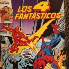 Cómics: LOS 4 FANTANTISCOS FORUN NUMERO 4. Lote 194932955