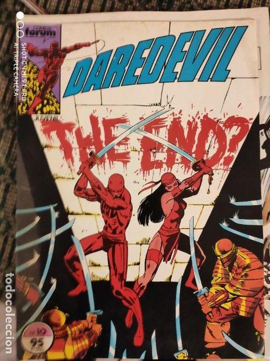 DAREDEVIL FORUN NUMERO 10 (Tebeos y Comics - Forum - Daredevil)