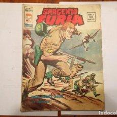 Cómics: COMIC SARGENTO FURIA Nº 9 HAZAÑAS BELICAS. Lote 194956710
