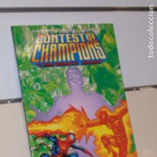 Cómics: CONTEST OF CHAMPIONS COMBATE FINAL CLAREMONT - FORUM. Lote 194959733