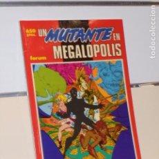 Cómics: UN MUTANTE EN MEGALOPOLIS ANN NOCENTI - FORUM. Lote 194959955