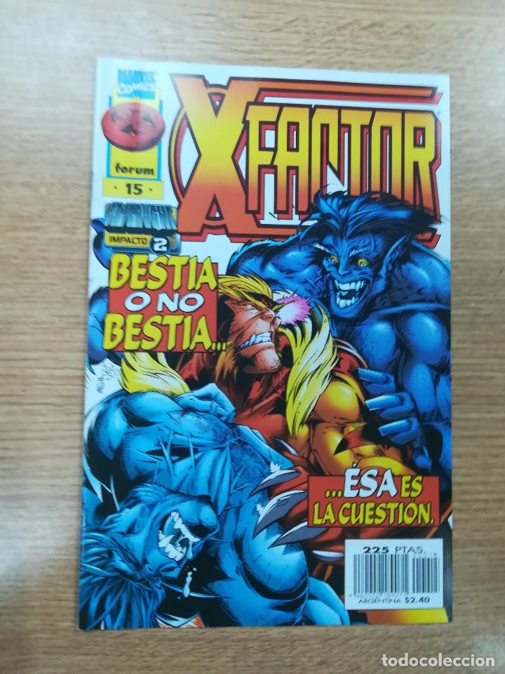 X-FACTOR VOL 2 #15 (Tebeos y Comics - Forum - Factor X)