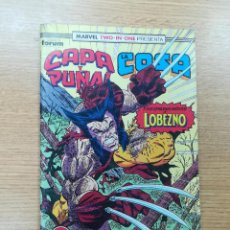 Cómics: CAPA Y PUÑAL - LA COSA MARVEL TWO-IN-ONE #21. Lote 194961480