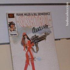 Cómics: ELEKTRA ASSASSIN 1 FRANK MILLER Y BILL SIENKIEWICZ - FORUM - . Lote 194962691
