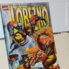 Cómics: LOBEZNO EL SEÑOR DE TERRA Nº 3 - FORUM. Lote 194964850