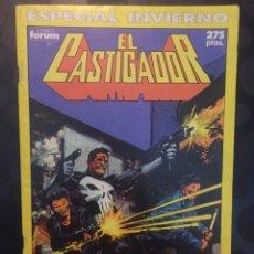 Cómics: EL CASTIGADOR ESPECIAL INVIERNO 1990 CORPORACIÓN DE ASESINOS . ( 1990/1991 ).. Lote 194965300