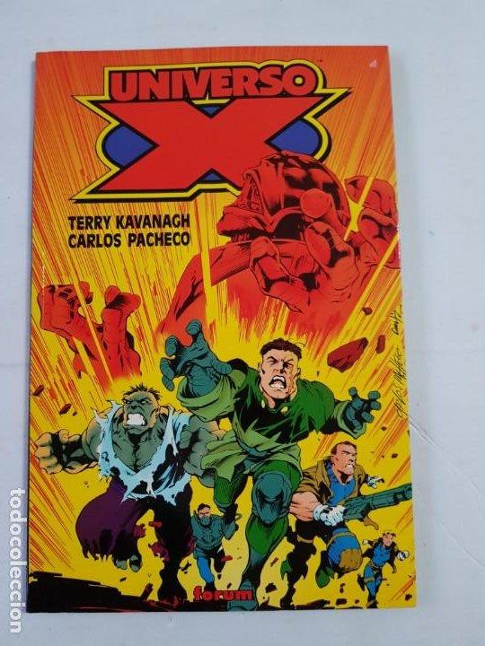 UNIVERSO X TOMO COMICS FORUM ESTADO MUY BUENO MAS ARTICULOS (Tebeos y Comics - Forum - Prestiges y Tomos)