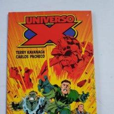 Cómics: UNIVERSO X TOMO COMICS FORUM ESTADO MUY BUENO MAS ARTICULOS . Lote 194967047