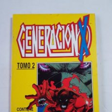 Cómics: GENERACION X TOMO Nº 2 COMICS FORUM ESTADO NORMAL MAS ARTICULOS. Lote 194967106
