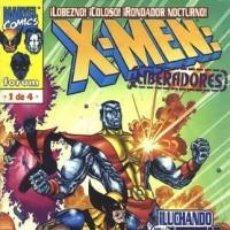 Cómics: X MEN LIBERADORES 1-4 (EXCELENTE ESTADO). Lote 194983466