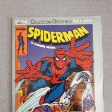 Cómics: SPIDERMAN NUM 1 FÓRUM. ED CONMEMORATIVA. Lote 195005571